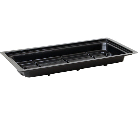 Active Aqua Economy Flood Table, Black, 2' x 4' (OD)