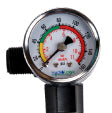 Stealth RO Pressure Gauge/Fitting Assembly