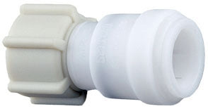 "Hydrologic Quick Disconnect, 1/2"" x Garden Hose Adapter"