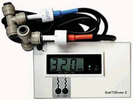 Hydrologic DM-2 Industrial Dual TDS Monitor