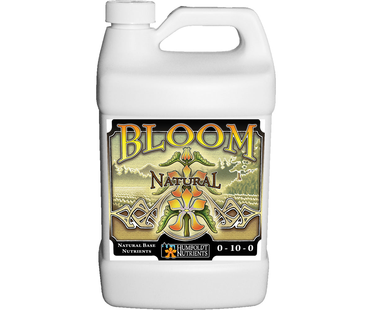 Humboldt Nutrients Bloom Natural, 1 qt