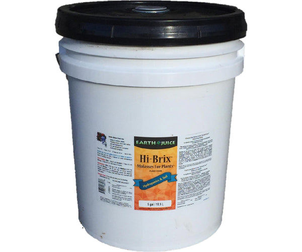 Earth Juice Hi-Brix MFP, 1 gal