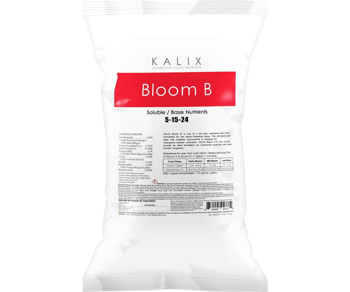 Kalix Bloom A Soluble 10 lb