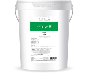 Kalix Grow B Base Nutrient, 5 gal (liquid)