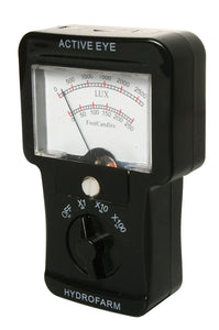 Analog Light Meter (Footcandles)