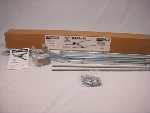 LightRail 5.0 Add-A-Bar Kit