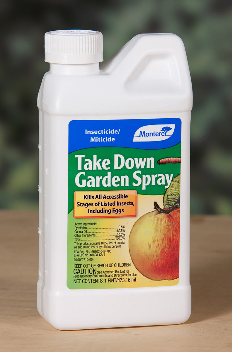Monterey Garden Take Down Garden Spray, 1 pt