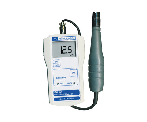 Milwaukee Instruments Dissolved Oxygen Meter