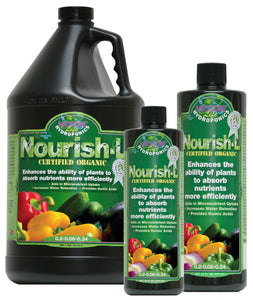 Nourish-L 2.5 Gal (Liquid Certified Organic)