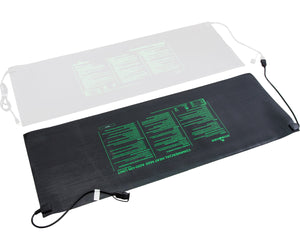 "Jump Start Commercial Seedling Heat Mat Modular Add-on, 60"" x 21"", 140W"