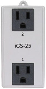 iGS-25 2 Controlled 120V Outlet, iGS-25 Replacement