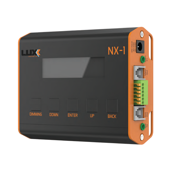 Luxx Lighting NX-1 Lighting Controller