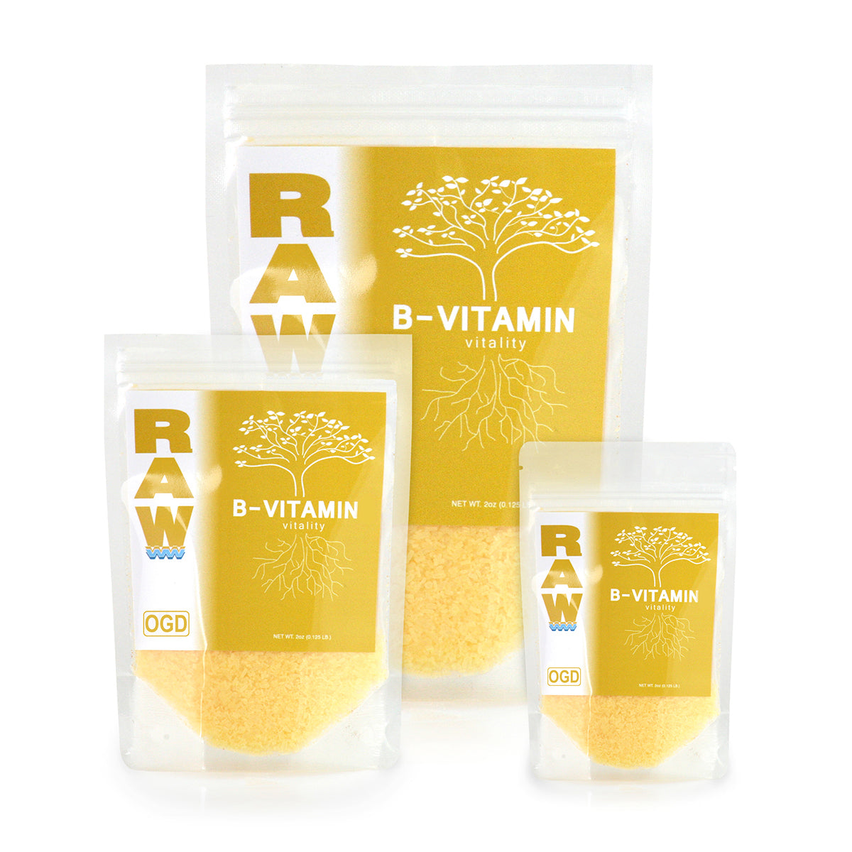 RAW B-Vitamin 2 lb (3/cs)