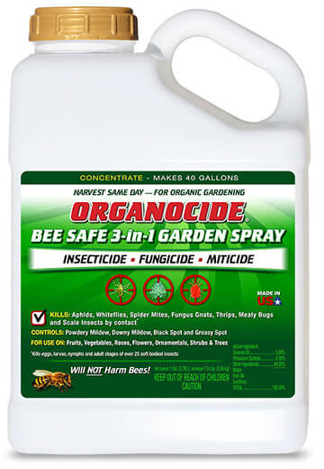 3-in-1 Garden Spray Concentrate, 2.5 gal