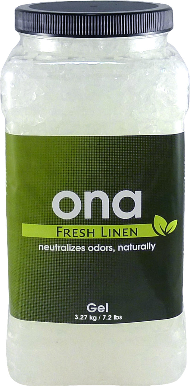 Ona Gel, Fresh Linen, 1 gal Jar