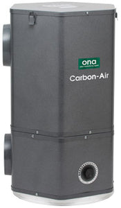 Complete Ona Carbon Air System w/Gel, 450 CFM