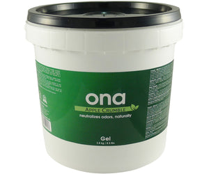 Ona Gel Apple Crumble 4L Pail