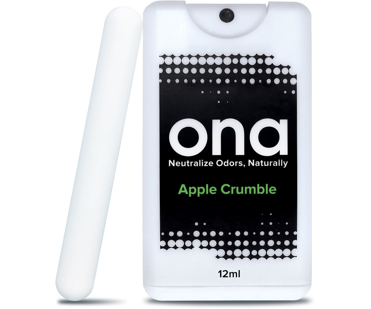 Ona Apple Crumble Spray Card 12ml