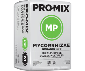 PRO-MIX MP Mycorrhizae Organik, 3.8 cu ft