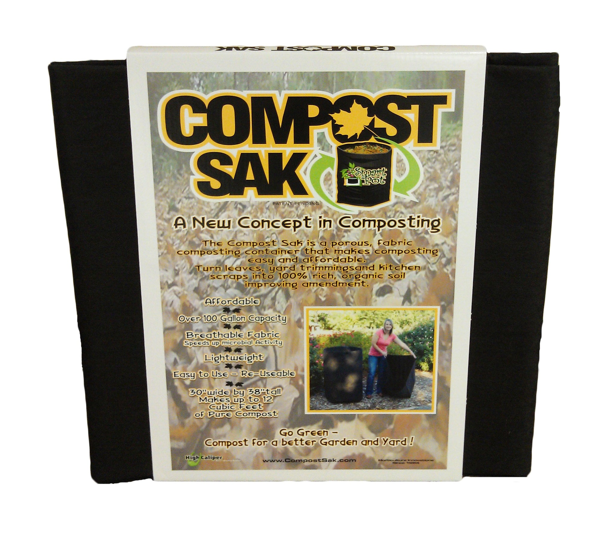 Smart Pot Compost Sak, 100+ gal