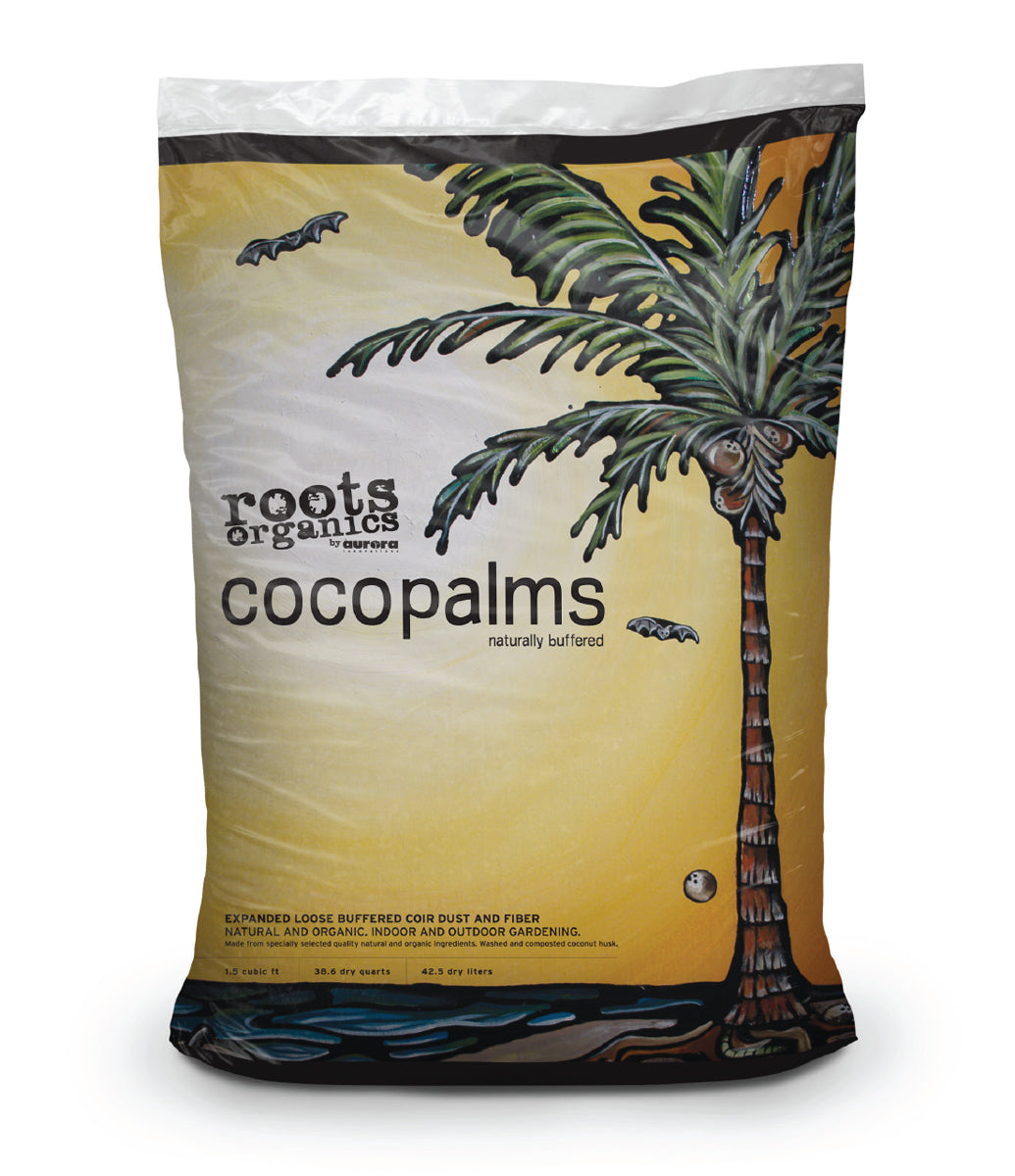 Roots Organics Coco Palms 1.5 cu.ft