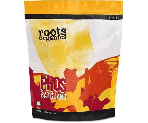 Roots Organics Phos Bat Guano, 20 lbs