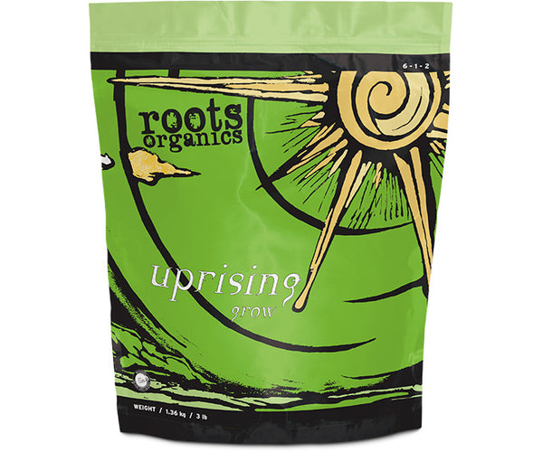 Roots Organics Uprising Grow, 20 lbs