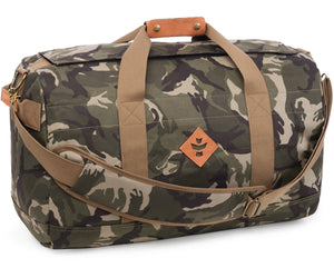 Around-Towner, Camo Brown, MD Duffle