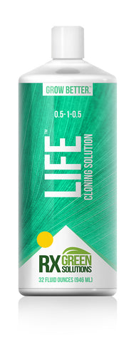 Rx Green Solutions LIFE Cloning Solution, 32 oz