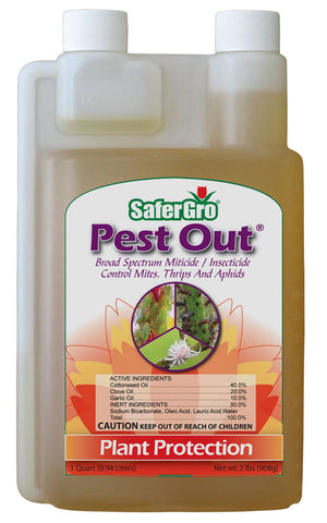 SaferGro Pest Out, 1 pt