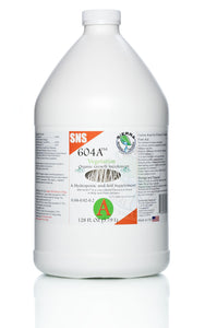 SNS 604A Vegetation Growth Supplement