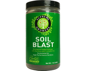 Supreme Growers Soil Blast, 1 lbs