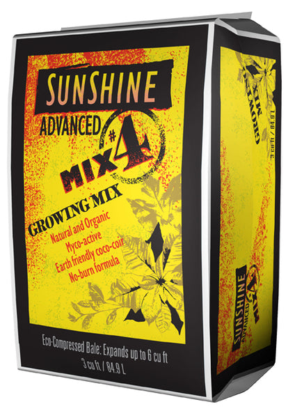 Sunshine Advanced Mix #4, 3 cu ft