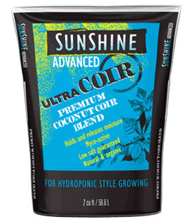 Sunshine Advanced Ultra Coir 2.0, 2 cu ft