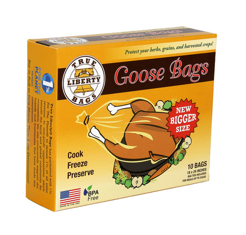 True Liberty Goose Bags, pack of 10