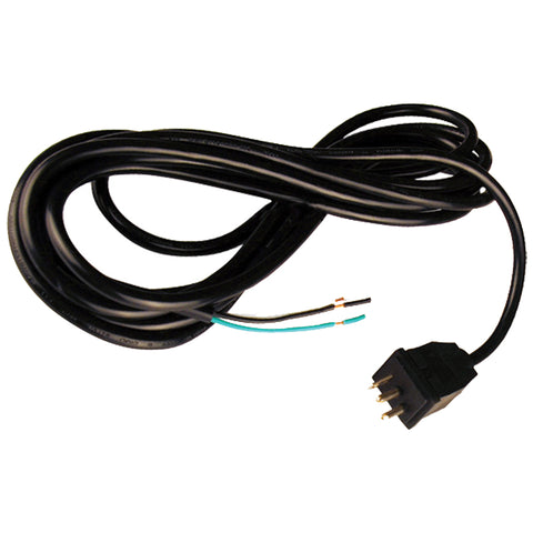 UltraGrow – Ballast Cord 15′ with Lead Wire 600v/16g