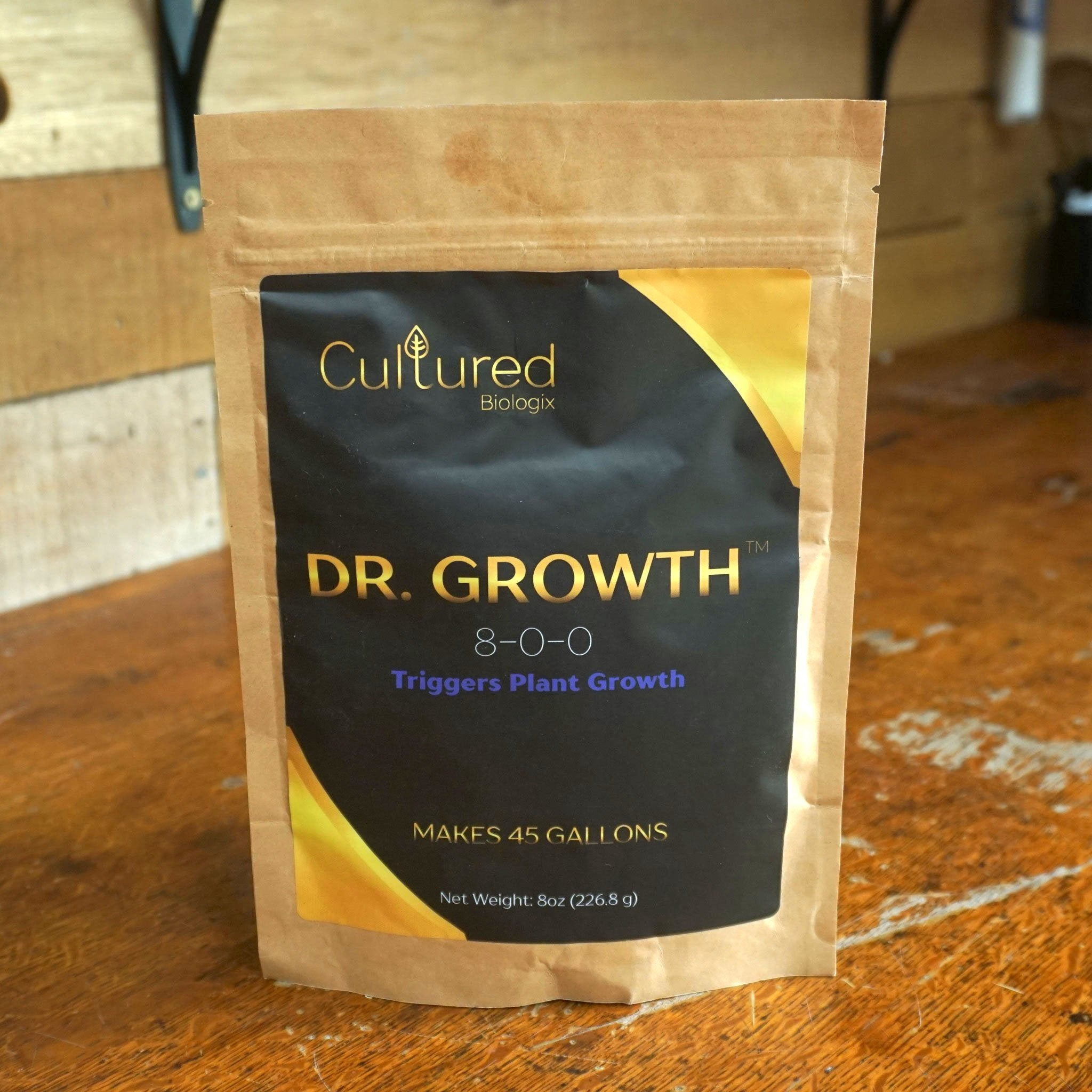 *Dr. Growth 4 gal