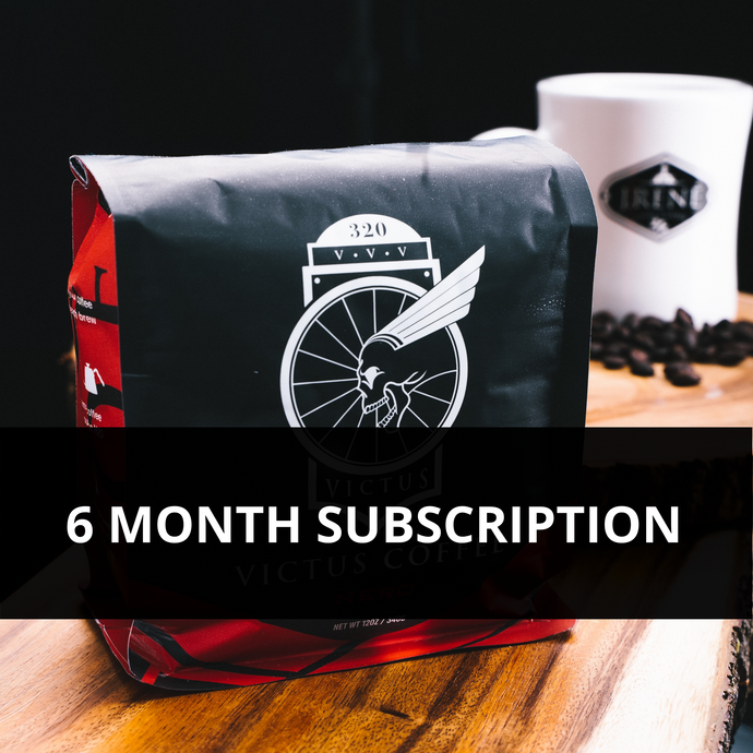 Victus Nero Blend - 6 Month Subscription