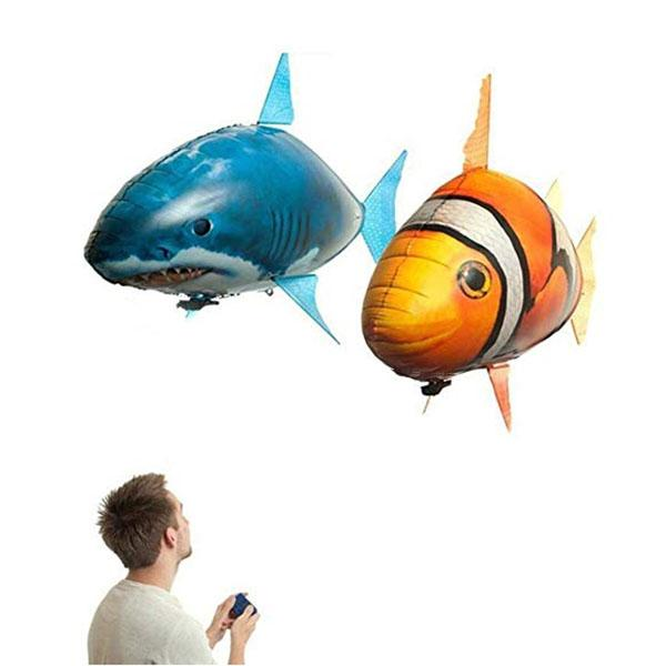 (50%OFF)Remote Control Sharks