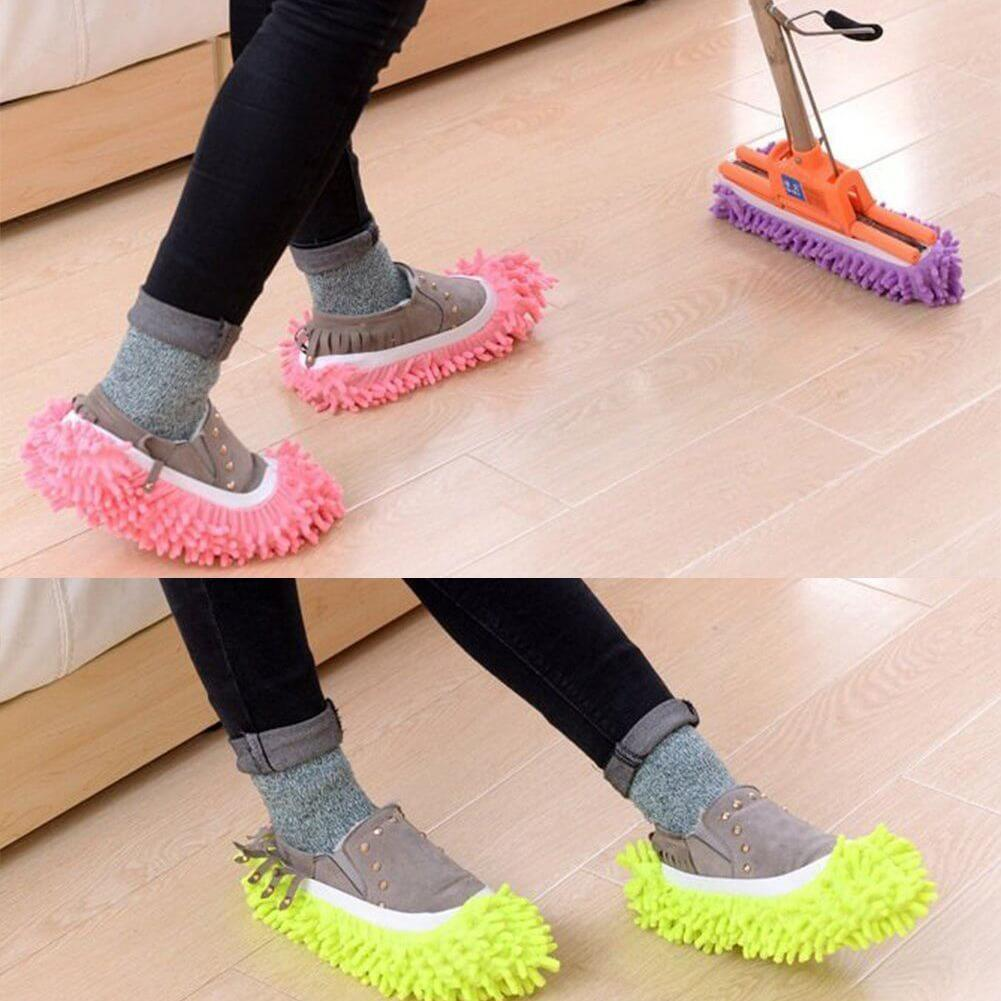 Assorted Mop Slippers Shoes (Single)