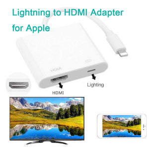 High Definition Lightning to HDMI Adapter for Apple