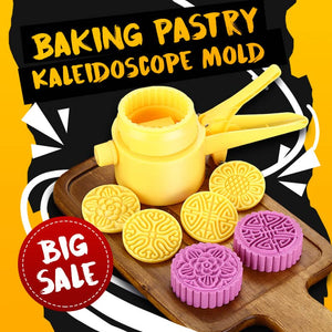 Baking Pastry Kaleidoscope Mold