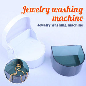 Electric Jewelry Washing Machine