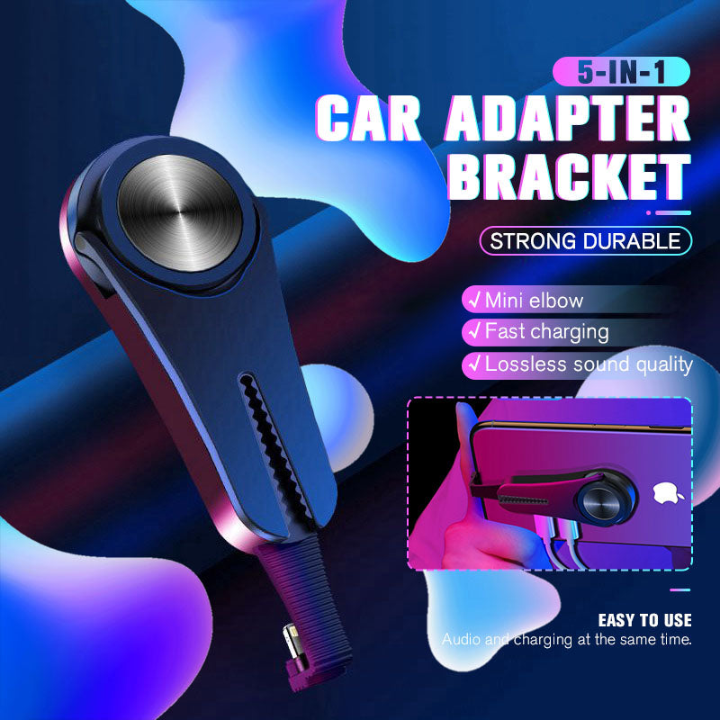 5-in-1 Car Adapter Bracket