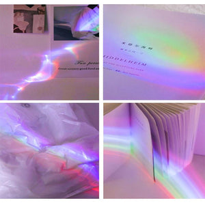 Shell-like Rainbow Projector