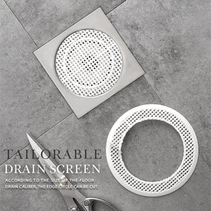 Floor Drain Protector Anti-Odor Filter