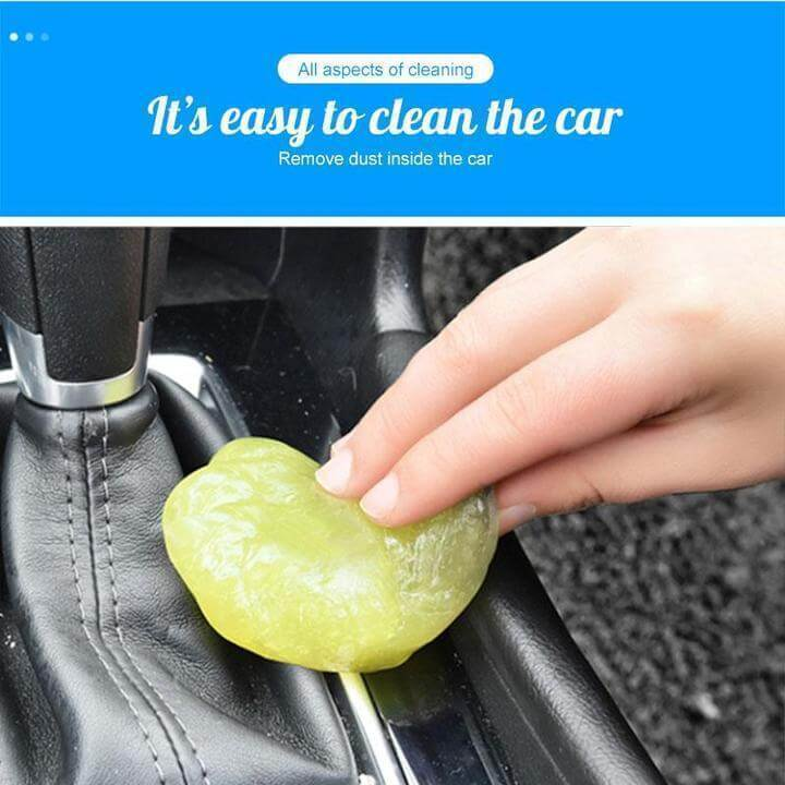 (Get one for free!)Dust Cleaning Mud