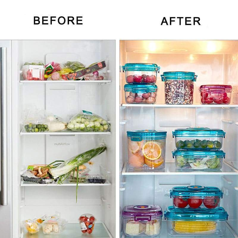 Vacuum Crisper to Keep Food Fresh