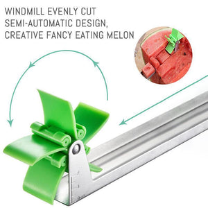 (HOT)Watermelon Windmill Cutter