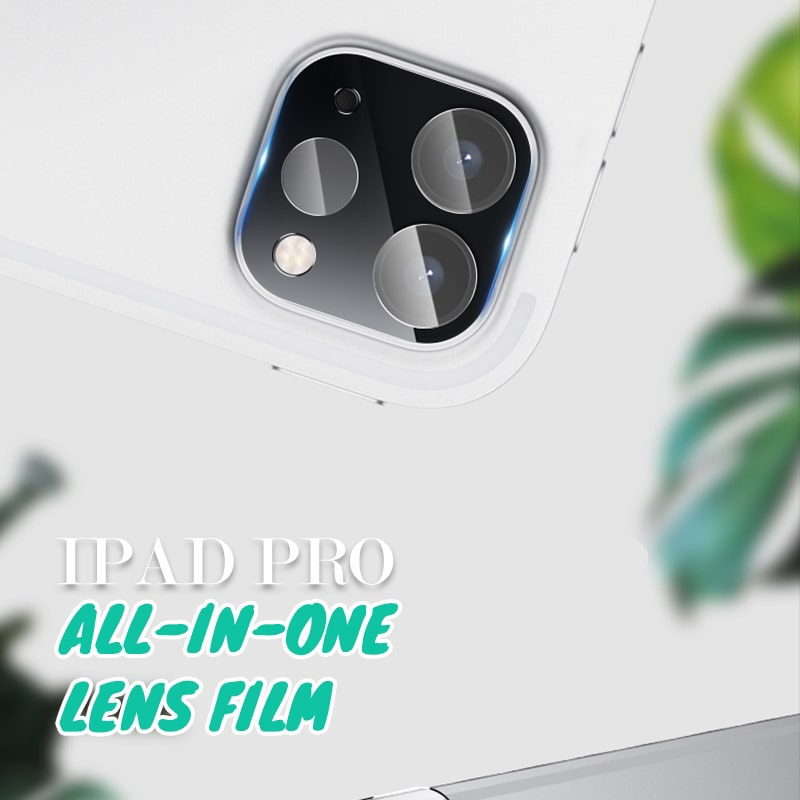 (Christmas Promotion- 50%0FF)iPad Pro All-in-One Lens Film(3PCS)